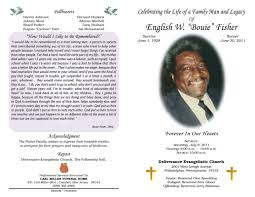 Samples Of Memorial Programs 100 Memorial Program Ideas Thank You Card Sample Thank You
