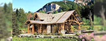 Small Vacation Home Floor Plans Cabin Home Plans Unique Small House Log Building For Alluring