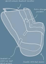 kurgo bench seat cover black chewy com