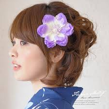 hair corsage soubien rakuten global market hair corsage yukata flower flower