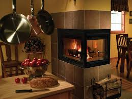 3 sided fireplace u2013 best prep for winter homesfeed