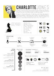 Fashion Resume Samples by Le Cv De Madeline Percher Directrice Artistique Graphiste
