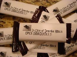 Halloween Birthday Gift Ideas by Dementor Chocolates For A Harry Potter Party Of Halloween All
