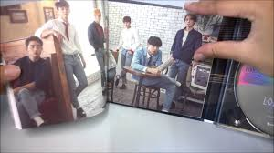 exo japan album kpop unboxing 10 exo love me right romantic universe japan