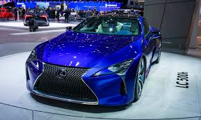 lexus diamond white pearl touch up paint year in review 2016 auto show highlights autonxt