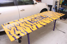 build a beer pong table a freshman s take on a diy beer pong table album on imgur