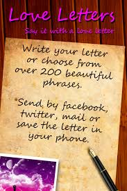 love letters android apps on google play