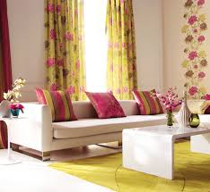 Blue And Yellow Home Decor by Blue And Yellow Living Room Curtains Home Decorating Ideas 2016 2017