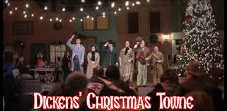 dickens u0027 christmas towne 2015 nauticus youtube