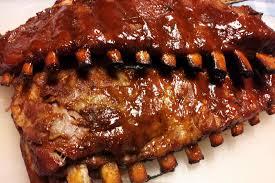 grilled barbecue pork ribs u2013 recipesbnb