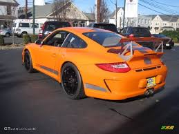 orange porsche 911 gt3 rs custom orange 2011 porsche 911 gt3 rs 4 0 exterior photo 57420545