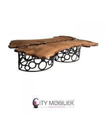 Table Haute En Bois Massif by Table A Manger Design En Bois Massif Table à Manger Design Vente