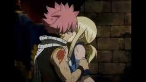 fairy tail fairy tail love my first kiss youtube