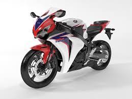 superbike honda cbr honda cbr 1000 rr 08 3d model cgtrader