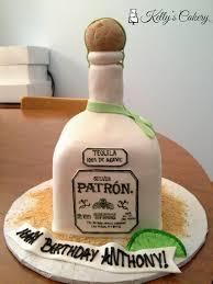Liquor Bottle Cake Decorations Best 25 Liquor Bottle Cake Ideas On Pinterest Beer Birthday