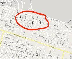 killeen map killeen tx burglary map spotcrime the s crime map