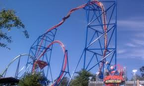 Six Flags Superman Ride Premier Rides Coasters Videos U0026 Facts Coaserforce
