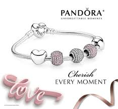 pandora silver heart bracelet images Pandora bracelet design your own jpg