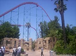 Goliath At Six Flags File Goliath Roller Coaster Jpg Wikipedia