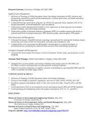 resume environmental engineer 28 images environmental engineer