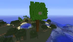 house trees 1 2 3 smp minecraft mods mapping and modding