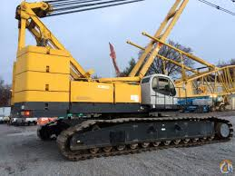 kobelco ck 2500 250 ton crawler crane crane for sale in new york