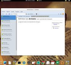 bureau en gros antidote installer antidote 8 ou 9 sur ubuntu ou fedora linux après l
