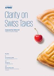 clarity on swiss taxes by kpmg switzerland issuu