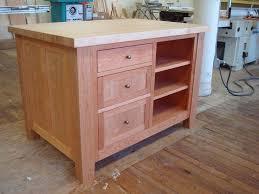 kitchen furniture panama solid rustic oak kitchen island unit