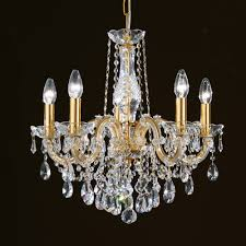 Classic Chandelier Small Reproduction Classic Chandelier Juliettes Interiors
