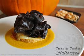 calabazas de halloween crema de calabaza de halloween cocina sana con ernest subirana