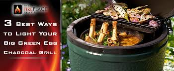 best way to light charcoal 3 best ways to light your big green egg charcoal grill