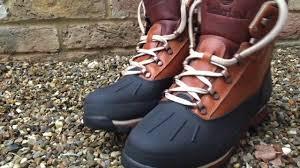 timberland waterproof boots euro hiker shell toe claypot snow