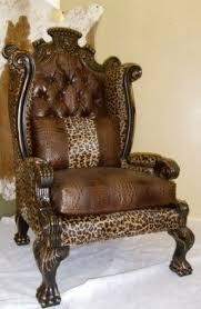 Animal Print Arm Chair Foter - Printed chairs living room