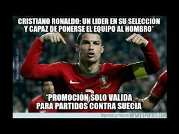 Memes De Cristiano Ronaldo - mundial brasil 2014 memes por eliminación de cristiano ronaldo