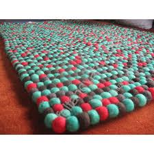 Felt Area Rugs 90x160cm Felt Rug Rectangular Felt Area Rugs Marla