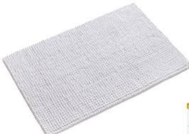 White Fluffy Bathroom Rugs Amazon Com Wendana Bathroom Rugs Non Slip Fluffy Microfiber Shag