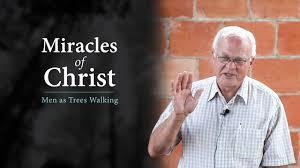 miracles of christ men as trees walking mark 8 22 26 charles