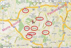 map of essex county nj it s all in the family essex multigenerational homes a k a