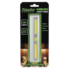 Led Lights Bar by Promier Wireless Led Light Bar Cob Led Under Cabinet Light