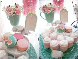 Baby Shower Pastel - vintage pastel baby christening baby shower ideas themes games