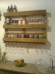 appendi bicchieri bar bancale porta bicchieri e bottiglie pallet pallets