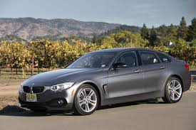bmw gran coupe 4 series travel iconic experience the of napa valley with bmw s 4