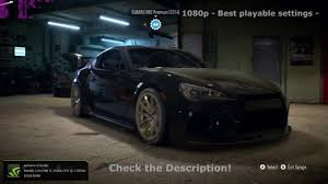 need for speed 2015 1080p performance gtx 660 2gb youtube