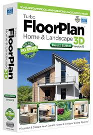 turbo floorplan home u0026 landscape deluxe v16 pc amazon co uk