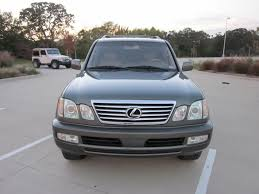 lexus v8 suv for sale for sale 2006 lexus lx470 v8 4x4 nav sunroof mark levinson one