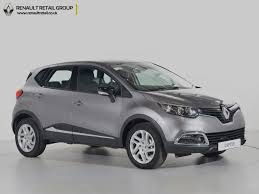 renault captur black used renault captur grey for sale motors co uk