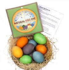 easter egg dye kits easter egg dye kit by earth paint