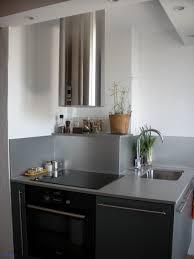 ilot central cuisine contemporaine cuisine équipée avec meuble pour ilot central cuisine