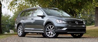 volkswagen alltrack offroad ten things to look for on the 2017 volkswagen golf alltrack